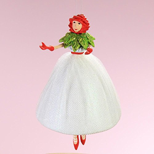 - Patience Brewster Mini Rose Fairy Ornament