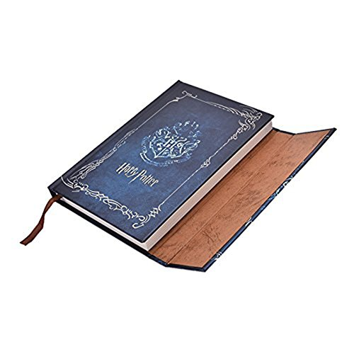 - European-style Retro Agenda Writing Journal Notebook-Harry Potter Vintage Notebook Harry Potter Journal Book Diary Noteook with 2018-2019-2020Calendar (Hardcover Notebook)