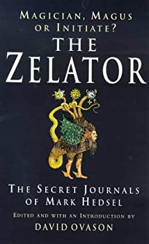 The Zelator 0099255030 Book Cover