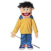 ''Bobby'', 60cm Full Body Puppet, Peach -Affordable Gift for your Little One Item DSPU-SP2701