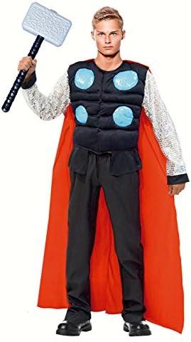 Disfraz Héroe Trueno adulto (M): Amazon.es: Juguetes y juegos