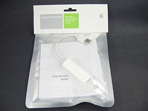 Apple MA034Z/A External V.2 USB Modem