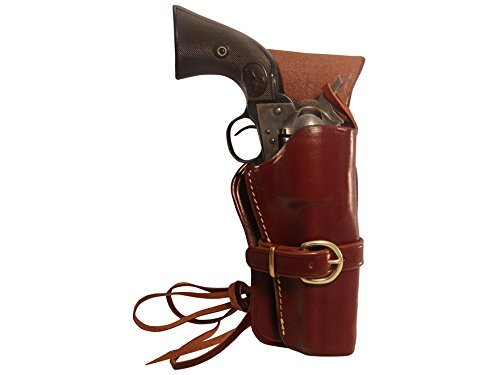 Western Walnut (TRIPLE K 11436 114 Cheyenne Western Holster, Walnut oil)