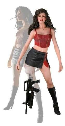Grindhouse NECA Action Figure Rose McGowan as Cherry
