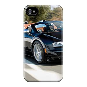 Bugatti Veyron Grand Vitesse Case Compatible With Iphone 4/4s/ Hot Protection Case