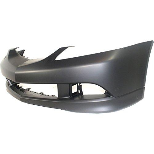 Rsx Acura Bumper (Diften 105-A1011-X01 - New Bumper Cover Front Primered Acura RSX 2006 2005 AC1000154 04711S6MA91ZZ)