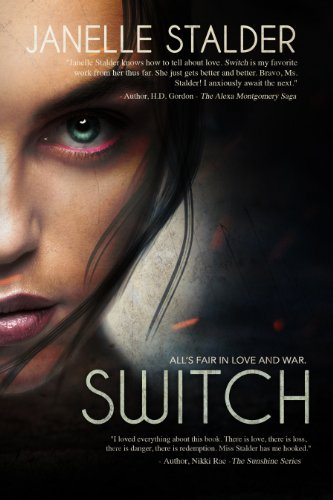 New Switch Book - Switch (New World Series Book 1)