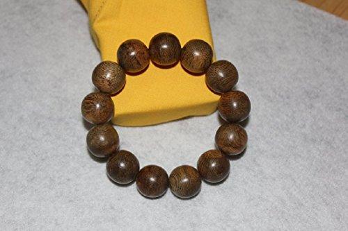 (Viet Nam Natural High Oil Agarwood Bracelet )