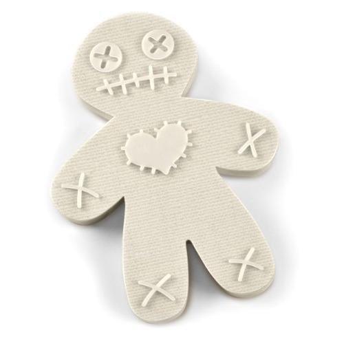 Voodoo Doll Cookie Cutter/Stamper New