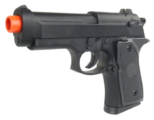 spring zm21 fps-225 compact tactical airsoft pistol(Airsoft Gun) For Sale