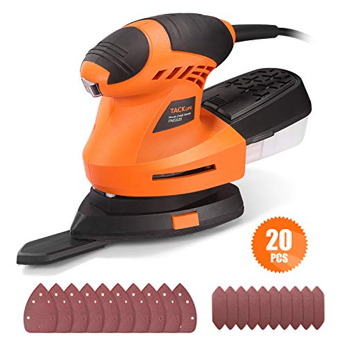 TACKLIFE Detail Sander 1.67A