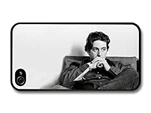 iphone covers Al Pacino Portrait Actor Black & White case for Iphone 6 plus