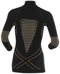 X-Bionic Erwachsene Funktionsbekleidung Lady EN Accumulator UW Turtle Neck