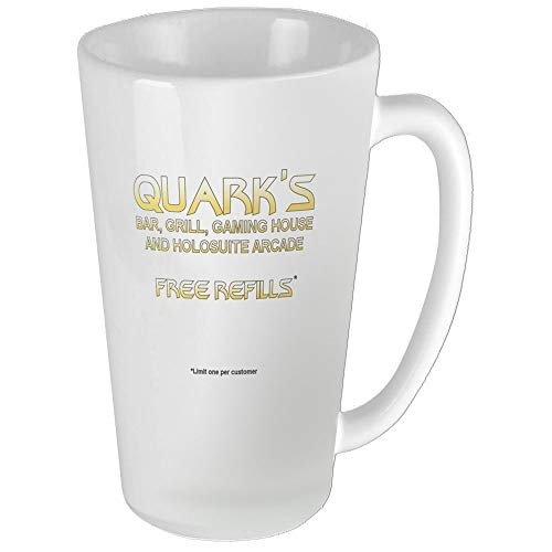 Quarks Funny Coffee Mug Cool Coffee Tea Cup 17 Ounces for sale  Delivered anywhere in USA