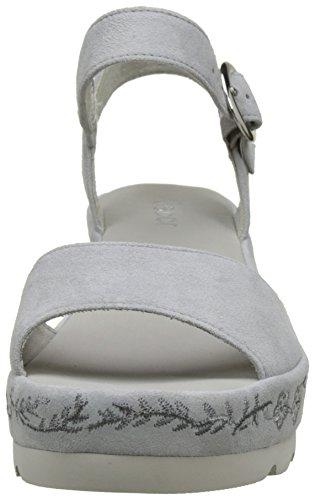 Shoes Gris Sandalias 19 Fashion con Cuña Gabor Stone para Mujer Ax1wdUwWqf