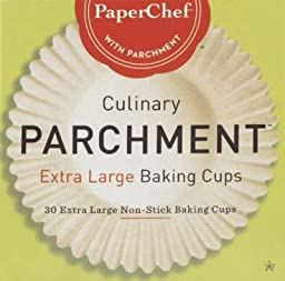 Chef Select Cups Bkng Xl Prchmnt 30Ct 1 EA (Pack of 12)