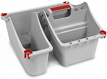 Portaherramientas para escalera para colocar los instrumentos en la escala.: Amazon.es: Bricolaje y herramientas