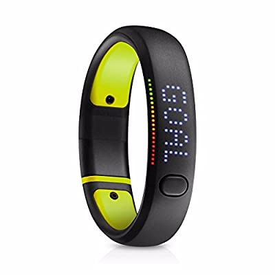 Nike+ Fuelband Se Bluetooth Fitness Tracker, Heart Rate Monitor & Watch - Small (Certified Refurbished)