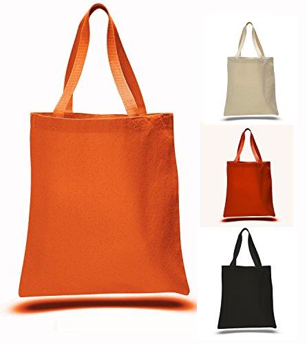 - Durable Canvas Tote Bag Halloween Trick or Treat Tote Bags for Halloween, Beach, Travel, School, Book Bag, Diaper Bag (1, Black)