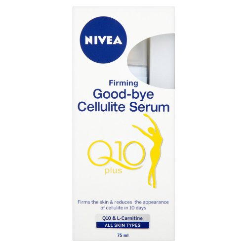 NIVEA Firming Good-Bye Cellulite Serum Q10 Plus (Q10 Plus Skin Firming Moisturizer)