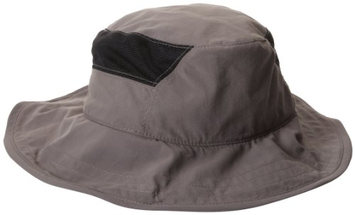 Exofficio Bugsaway Adventure Mesh Hat, Slate, Large/X-Large