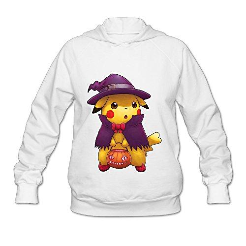 Price comparison product image Halloween Pikachu Pokemon Women's Sweatshirt