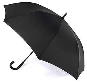 Paraguas Hombre abre cierra automático. Paraguas Vogue negro