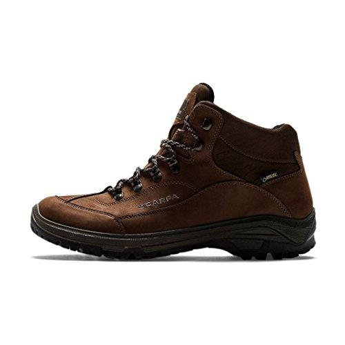 Boots Ladies Walking Gtx - SCARPA Cyrus Mid GTX Women's Walking Boots, Brown, x