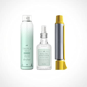 Dirty Martini Bundle includes The 3-day Bender Curling Iron