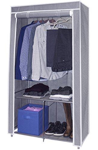 Wardrobe Portable Non Woven Standing Organizer
