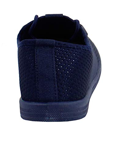 Toile Confort Navy Femme By En Basket Shoes xBwqCpF6I