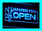 OPEN Japanese Japan Restaurant LED Sign Neon Light Sign Display i023-b(c)