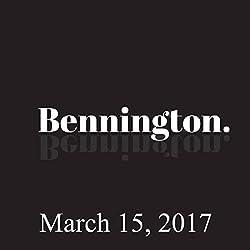 Bennington, March 15, 2017