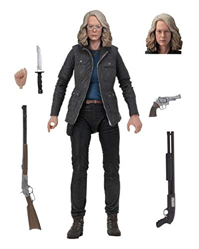 "NECA - Halloween (2018) - 7"" Scale Action Figure - Ultimate Laurie Strode from NECA"