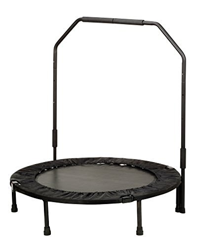 Sunny 40'' Folding Exercise Trampoline With Stabilizing Bar by Sunny