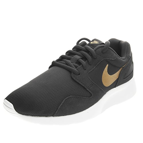 Nike Womens Kaishi Running Trainers 654845 Sneakers Shoes (US 8, Anthracite metalliv Gold White 071)