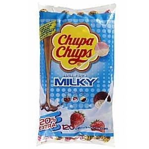 Chupa Chups sabor cremoso bolsa Polo - dulces a granel ...