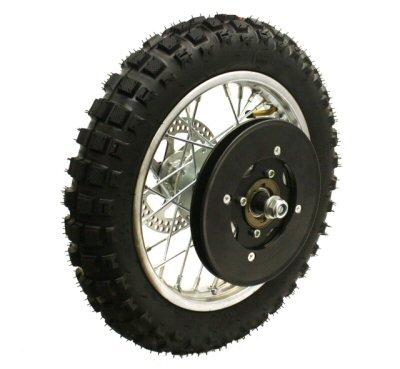 Rear Wheel Assembly for Razor