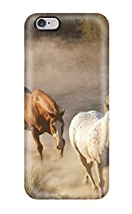 Awesome Design Horse Animal Horse Hard Case Cover For Iphone 6 Plus