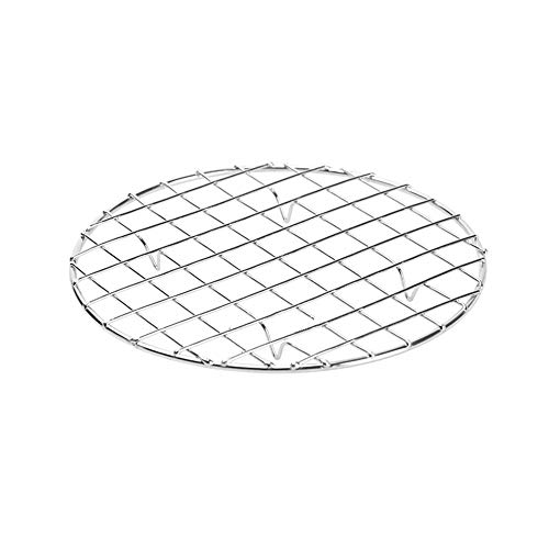 Dutch Oven Rack - B&S FEEL Multi-Purpose Stainless Steel Round Baking and Cooling Rack, 8.25-Inches