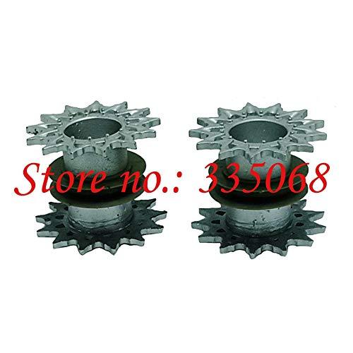 - Hockus Accessories 3838/3838-1 RC Tank Snow Leopard 1/16 Spare Parts No.38-083 Metal Track Driving Wheel / Main Drive Wheel / Sprocket