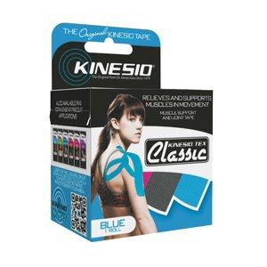 Kinesio Tape, Tex Classic, 2'' X 4.4 Yds - Blue, 6 Rolls - 6 Rolls / Box - 24-4891-6