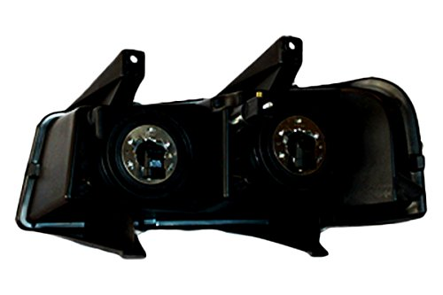 TYC 20-6581-00-9 CAPA Certified Replacement Right Head Lamp