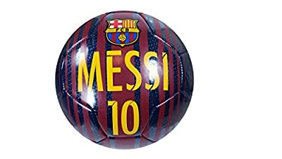FC Barcelona Official Licensed Messi 10 Signature Soccer Ball - 11