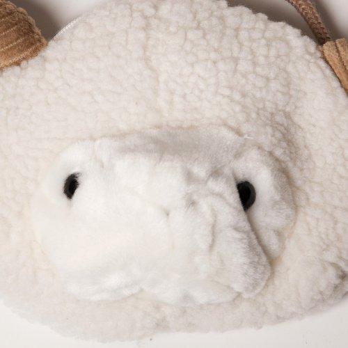Accessoryo Bourse Moutons Style Avec Doux De Sangle D'animal RaRqv