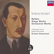 Ballets/Orchestral Works