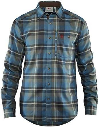 FJ/ÄLLR/ÄVEN /Övik Flannel Shirt W T-Shirt /à Manches Longues Femme