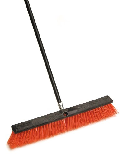 Heavy Debris Push Broom - 8