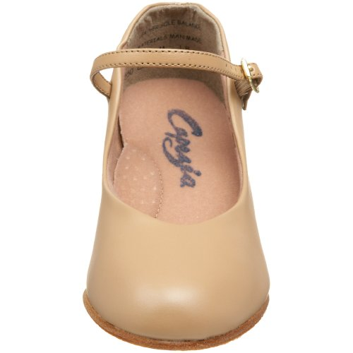 US 550 Caramel 5 7 5 UK Footlight Capezio 9 Junior Ogwqnzc47