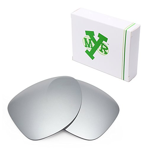 Mryok Polarized Replacement Lenses for Oakley Dispatch 2 - Silver - Oakley Lenses Dispatch 2 Replacement